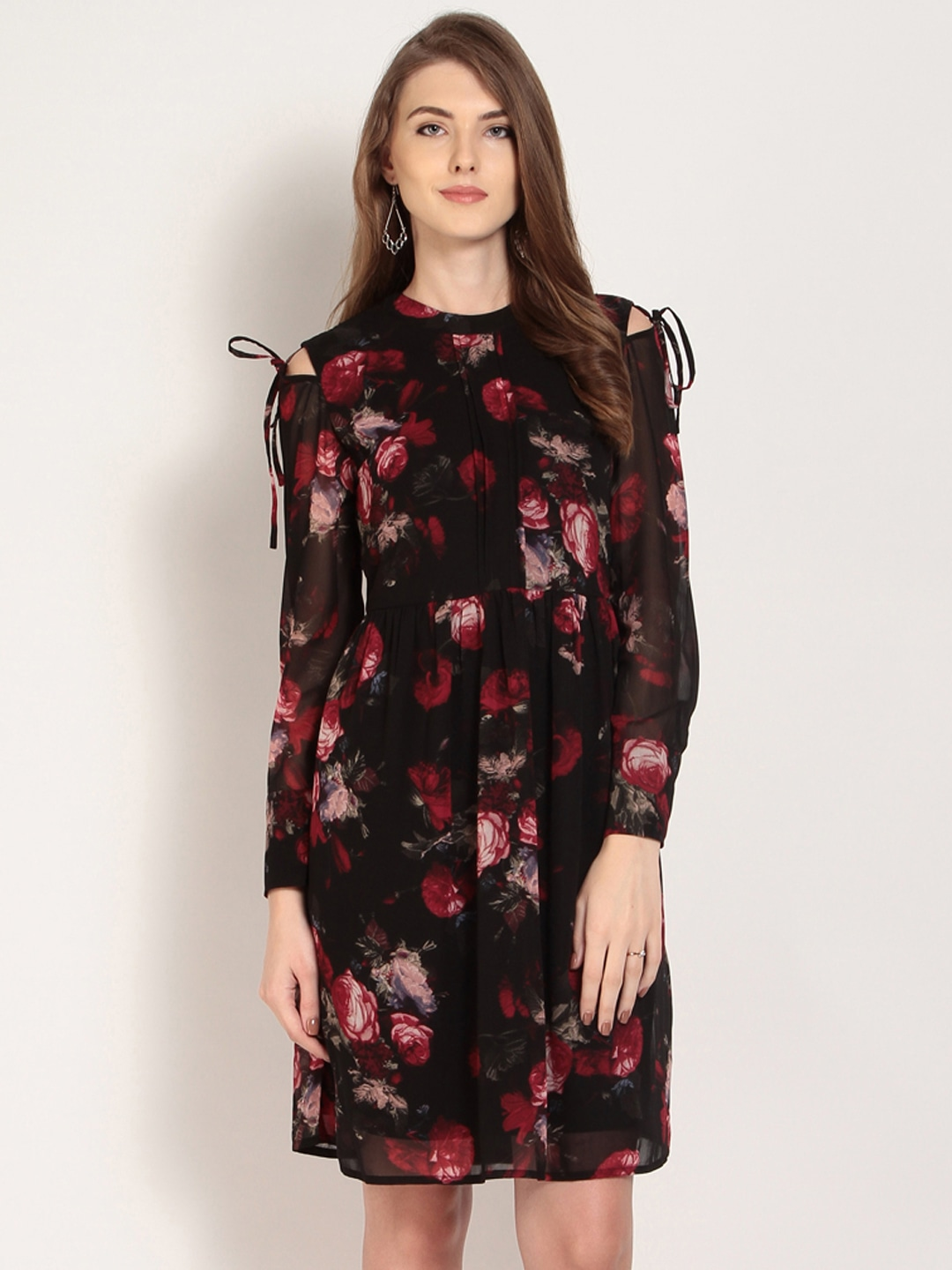 Girlistan - Holiday Dresses For Rectangle Body Shape. How to choose one
