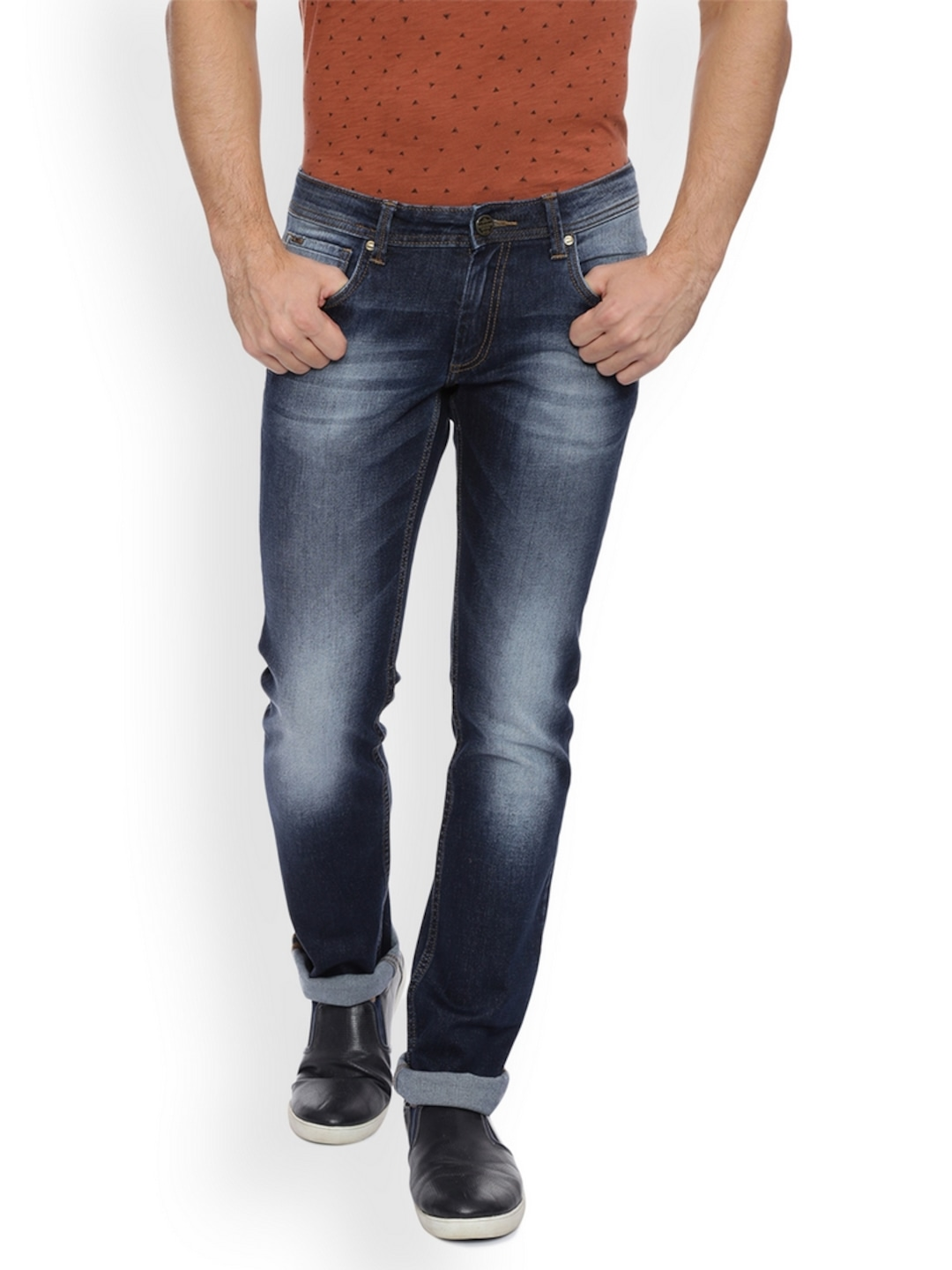 Basic Jeans For Men