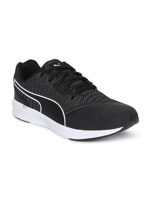 Puma Men Black NRGY Resurge Running Shoes