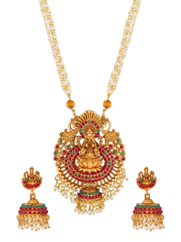 aadita jewellery set