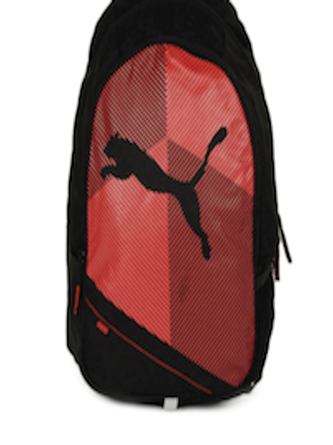 puma echo plus large backpack (red black)