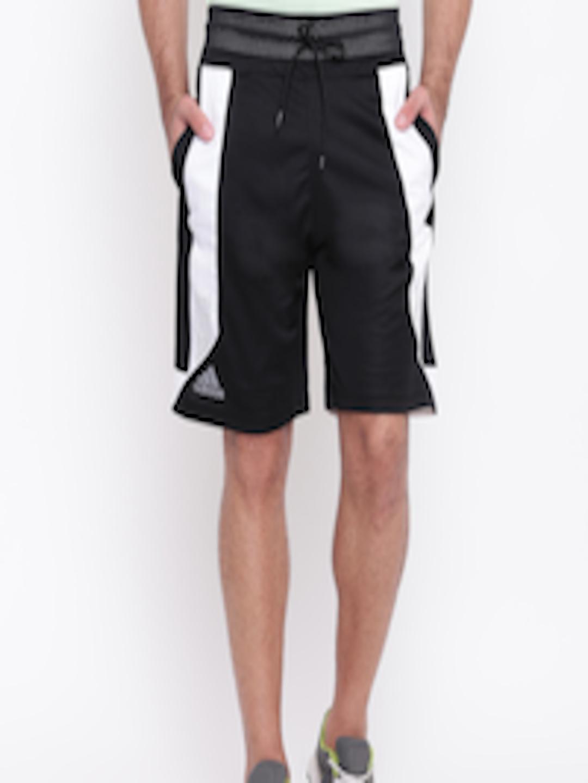 Buy ADIDAS Men Black & White Colourblocked Creator 365
