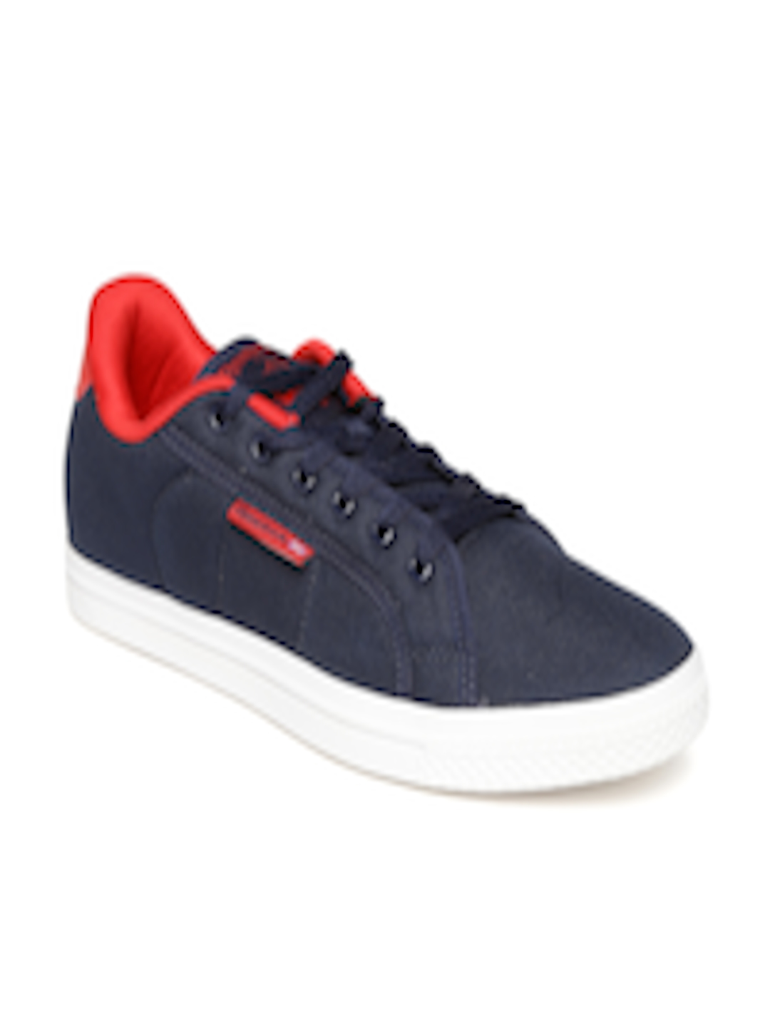 Buy Reebok Classic Men Navy Court Sneakers Footwear for Men