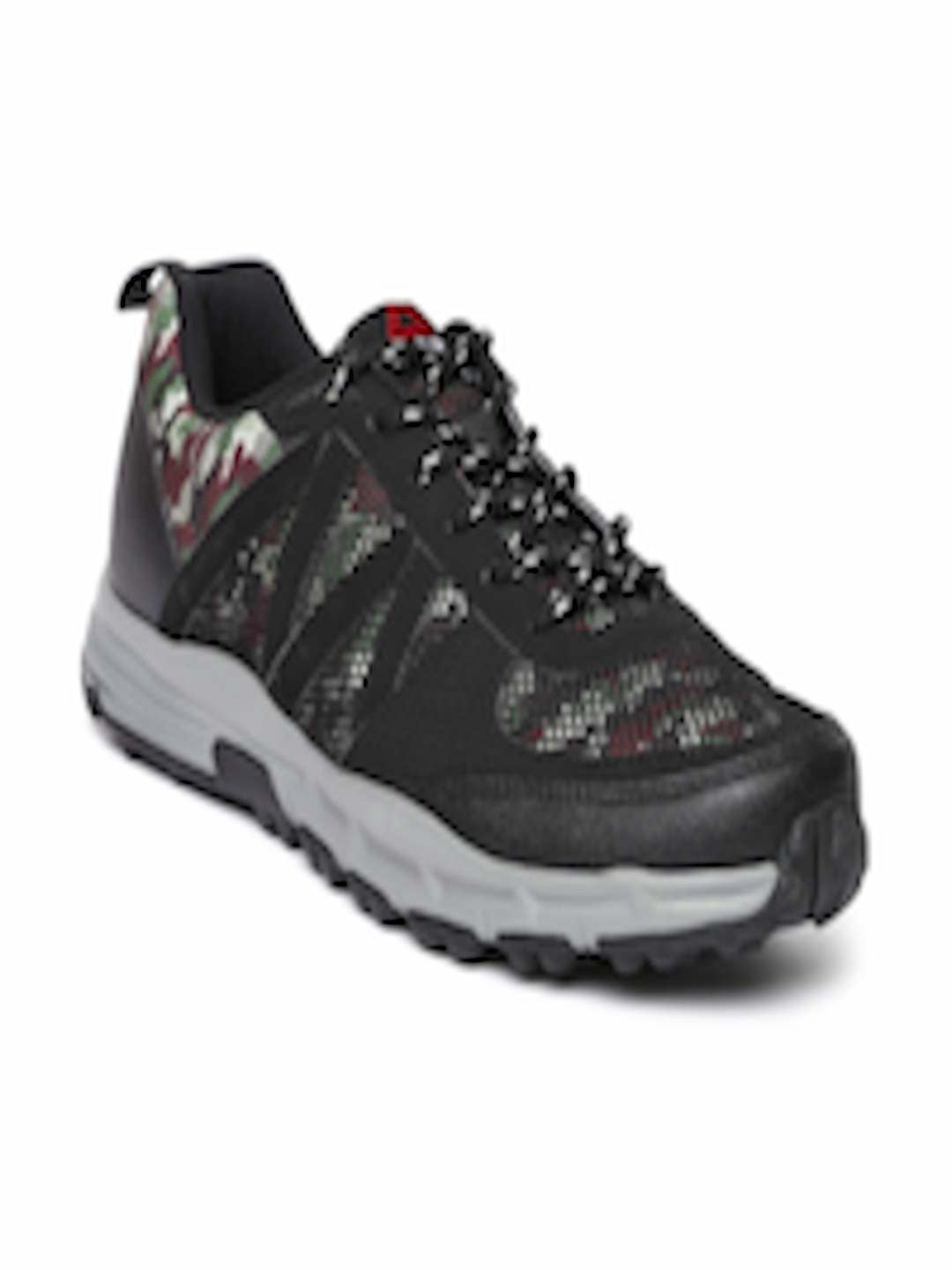 Buy Reebok Men Black Camo Trek Camouflage Print Outdoor Shoes - Sports Shoes  for Men 1122731  3420a00e3