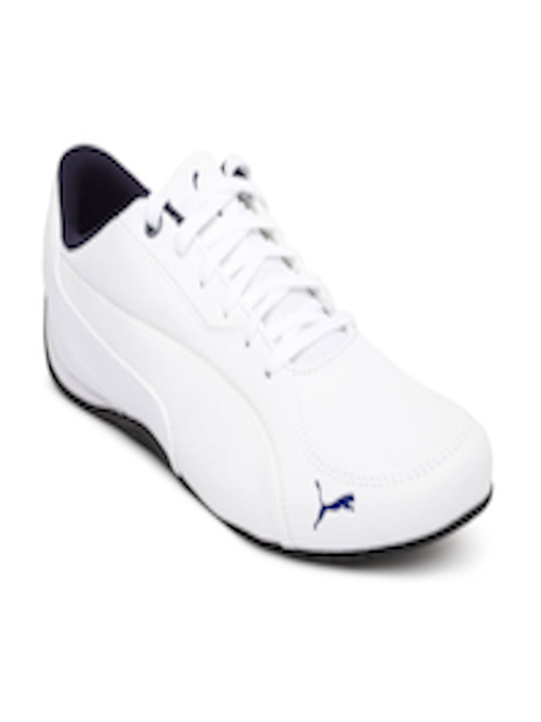 Buy PUMA Men White Drift Cat 5 LEA Training Shoes - Sports Shoes for Men  1125017  6a7be56659273