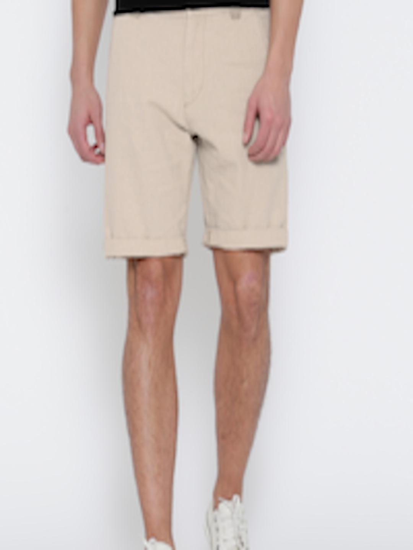 buy jack jones beige linen shorts shorts for men. Black Bedroom Furniture Sets. Home Design Ideas