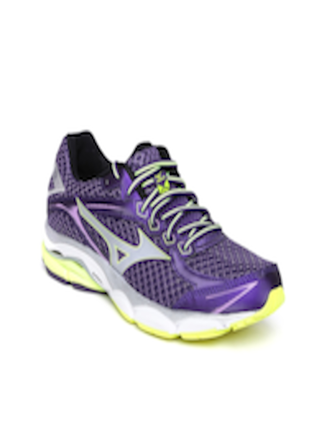 5946fbaf90f0 Buy Mizuno Women Purple Wave Ultima 7 Running Shoes - Sports Shoes for Women  1186309 | Myntra