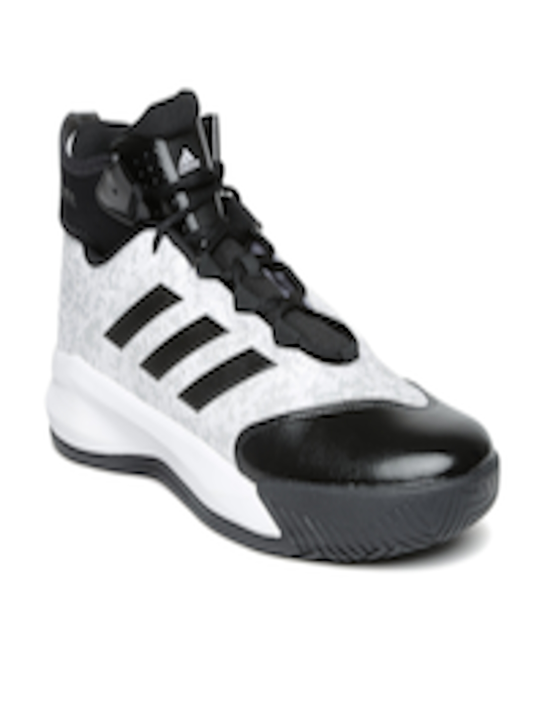 adidas basketball shoes 2015. buy adidas men grey printed rim reaper 2015 basketball shoes - sports for | myntra