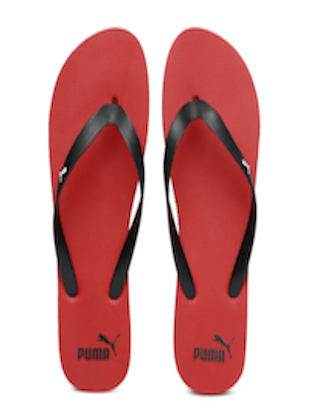 eeecea44924e0e Buy PUMA Men Black   Red Odius DP Flip Flops - Flip Flops for Men 1195931