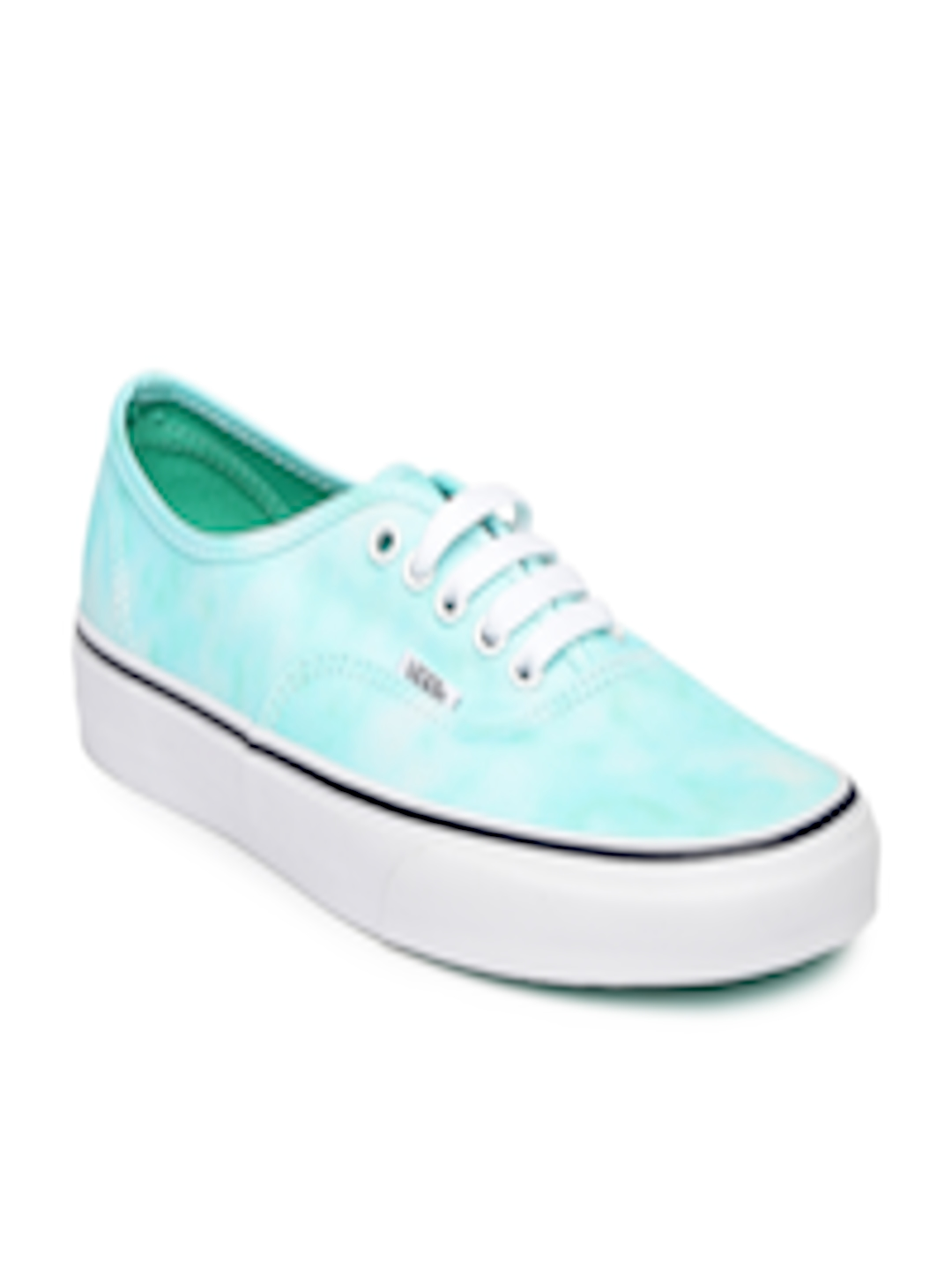 aee864ac95 Buy Vans Unisex Mint Green Tie Dye Print Casual Shoes - Casual Shoes for  Unisex 1207779