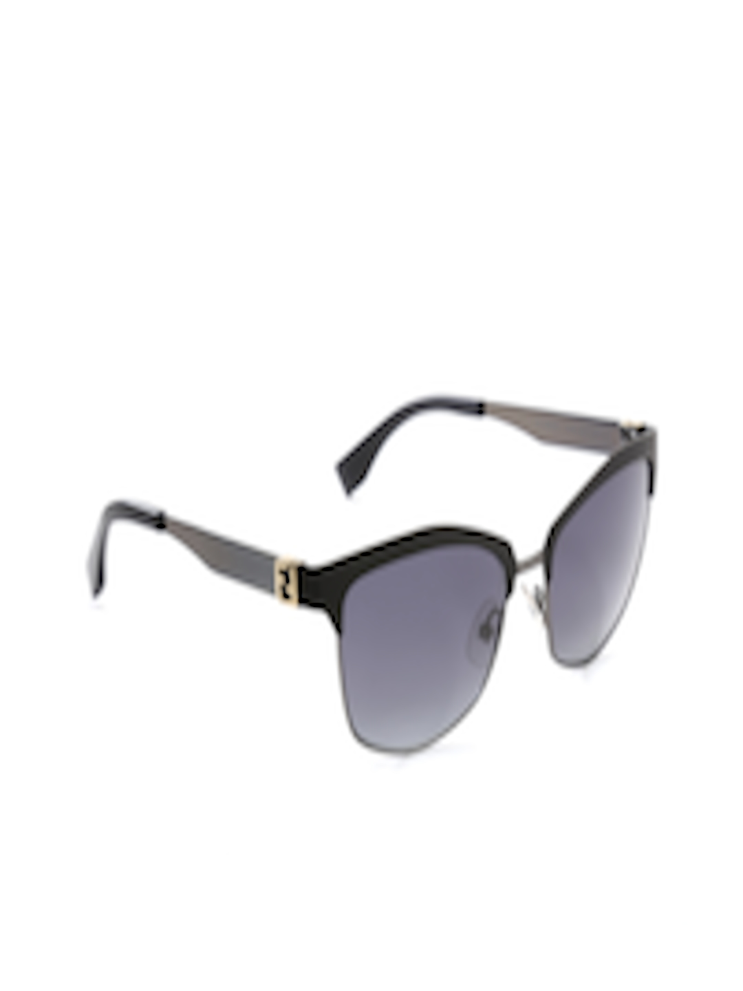 b6b8d8af14 Buy Fendi Women Clubmaster Sunglasses 0051 S 2JVHD - Sunglasses for Women  1233987