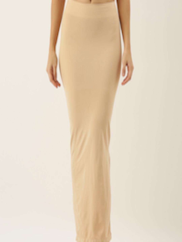 Buy Laceandme Women Nude Coloured Solid Shaper Brief 4393