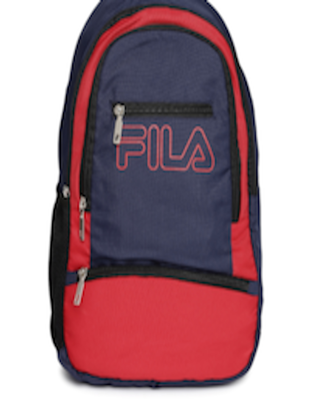 b1158569450e Buy FILA Unisex Navy   Red Laptop Backpack - Backpacks for Unisex 1275334