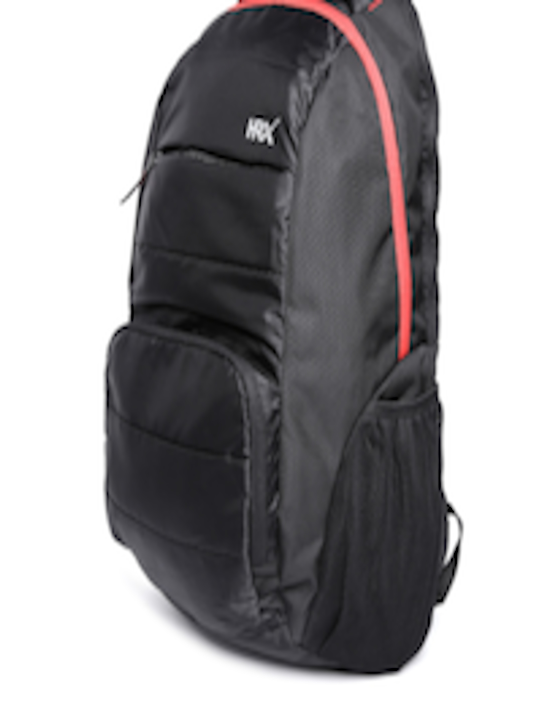 Buy Hrx By Hrithik Roshan Unisex Black Backpack