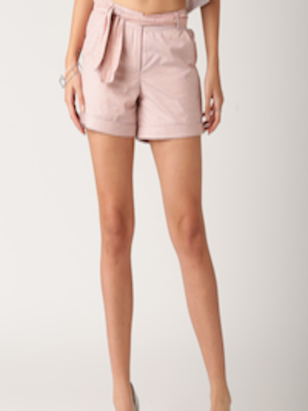 Buy All About You From Deepika Padukone Pink Shorts ...