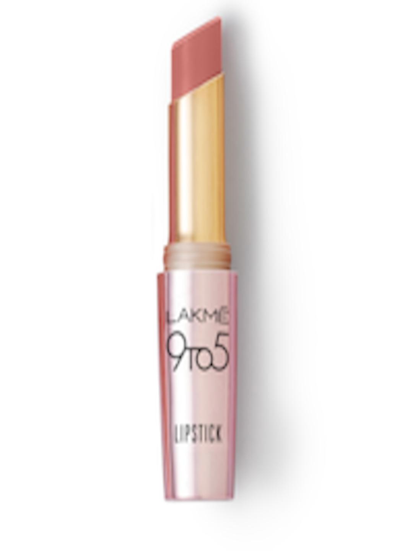 Lakme 9 to 5 Primer + Matte Lipstick BLUSH BOOK MP 19