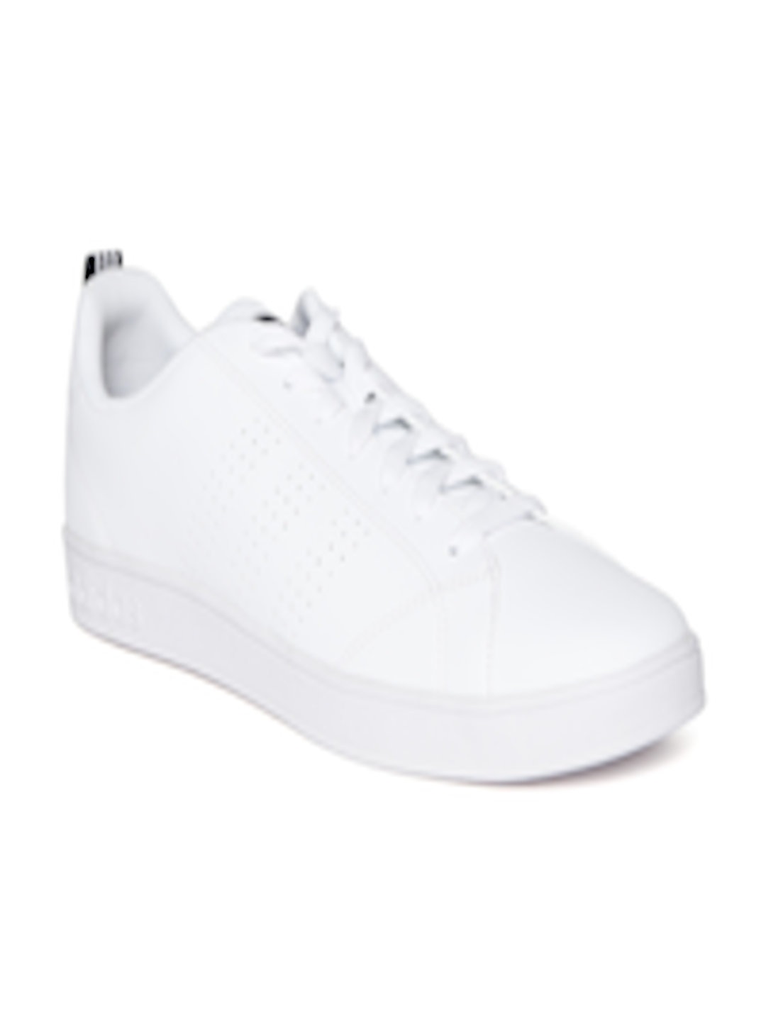 quality design fc221 8e461 Buy ADIDAS NEO Men White Advantage Clean VS Casual Shoes - Casual Shoes for  Men 1312253  Myntra