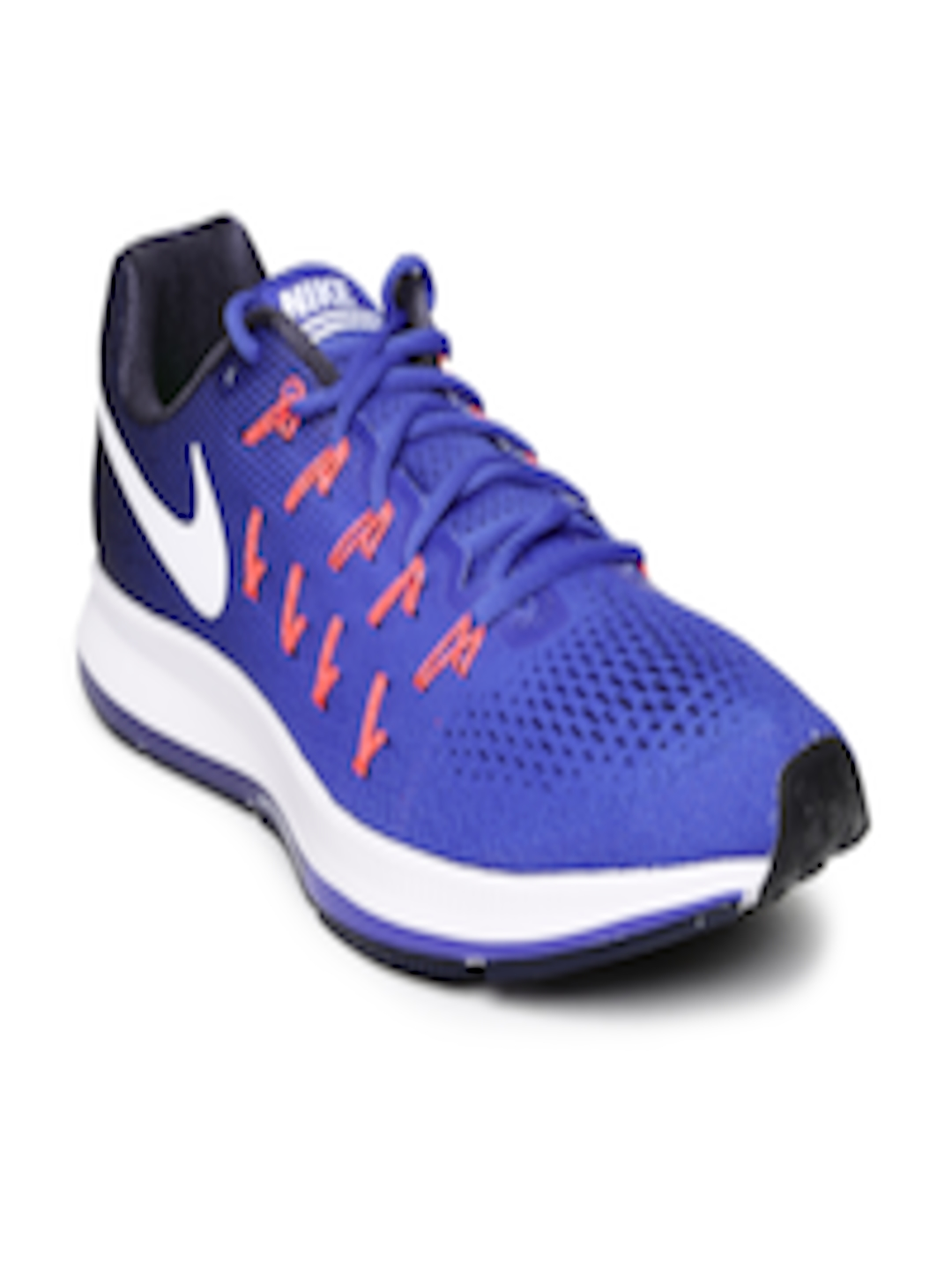 b7c1f9742a6 Buy Nike Men Blue Air Zoom Pegasus 33 Running Shoes - Sports Shoes for Men  1420964
