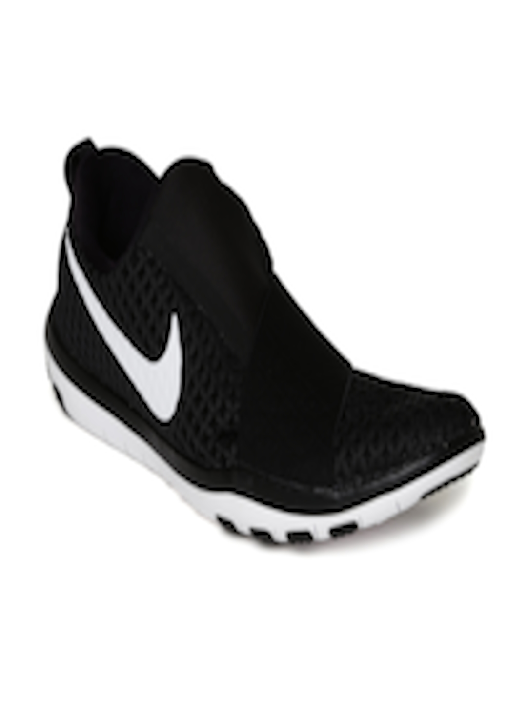 timeless design 6523b 89e7f Buy Nike Women Black Free Connect Training Shoes - Sports Shoes for Women  1421014   Myntra