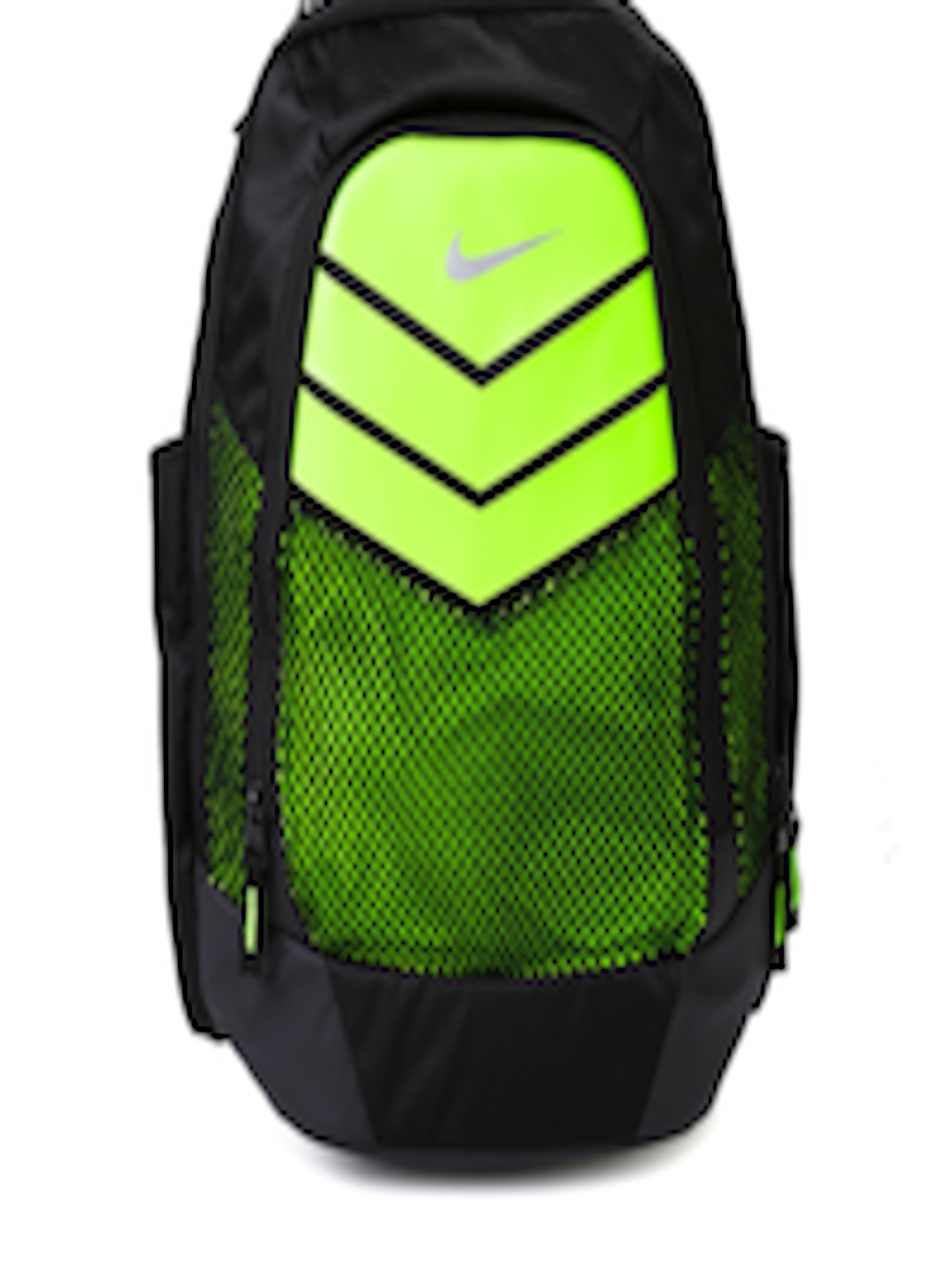 Buy Nike Unisex Black Amp Neon Green Vapor Power Backpack