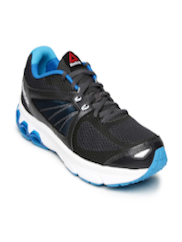 e0e93b903cd Buy Reebok Men Black RBK FLY Running Shoes - Sports Shoes for Men 1433177