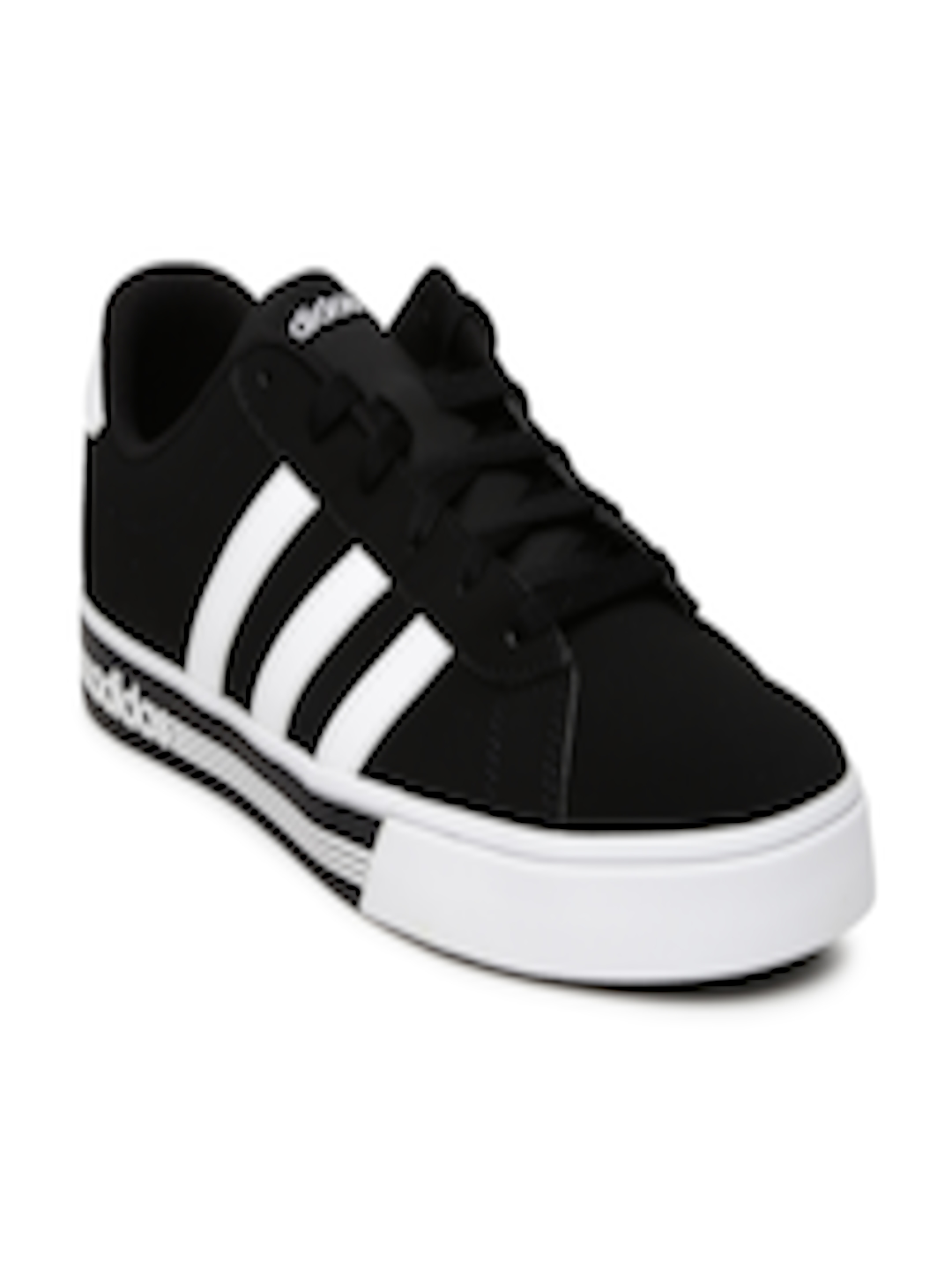 db63afc285ce Buy ADIDAS NEO Men Daily Team Black Sneakers - Casual Shoes for Men 1461293