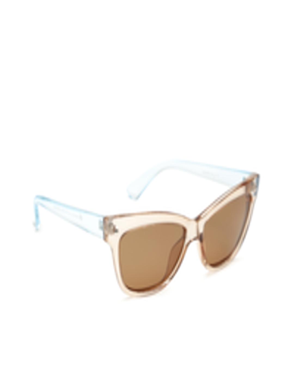 0f1eb7208d10 Buy Daniel Klein Women Polarised Cat Eye Sunglasses DK4039 COL3 - Sunglasses  for Women 1481043   Myntra