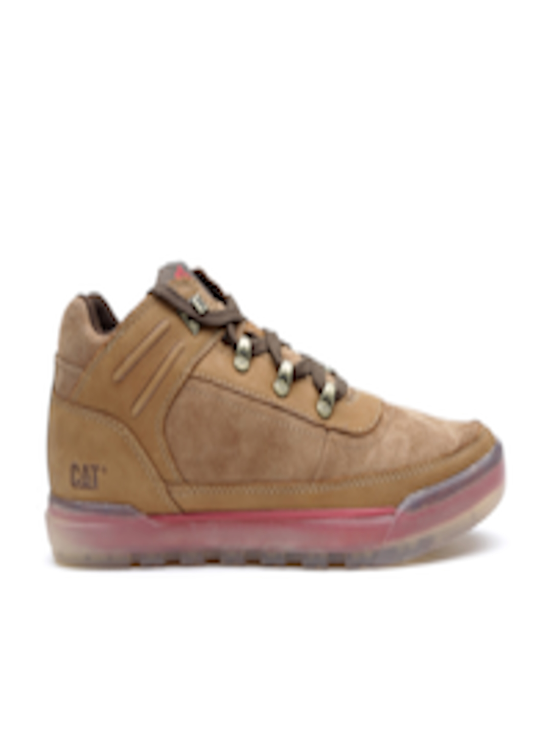 3536246c85b Buy CAT Men Brown Forseen Wolverine Leather Casual Shoes - - Footwear for  Men