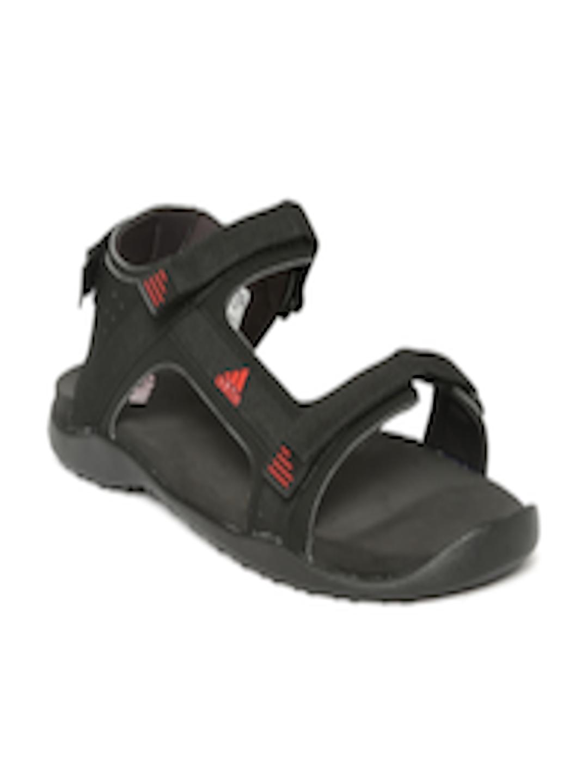 fb281d5ab Buy ADIDAS Men Black Ravish M Sports Sandals - Sports Sandals for Men  1501495