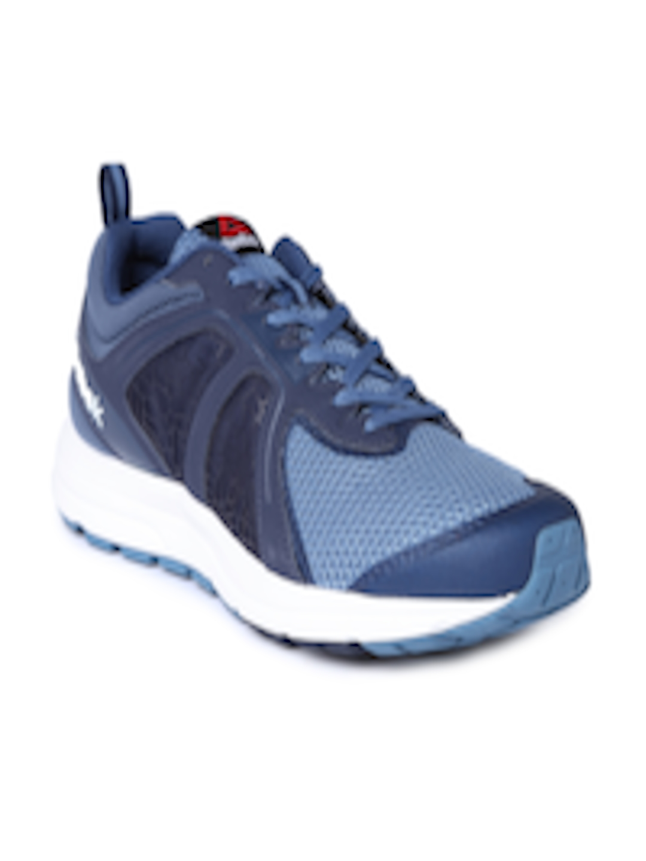 75ff62c95a2 Buy Reebok Men Blue ZONE CUSHRUN 2.0 Sports Shoes - Sports Shoes for Men  1502477