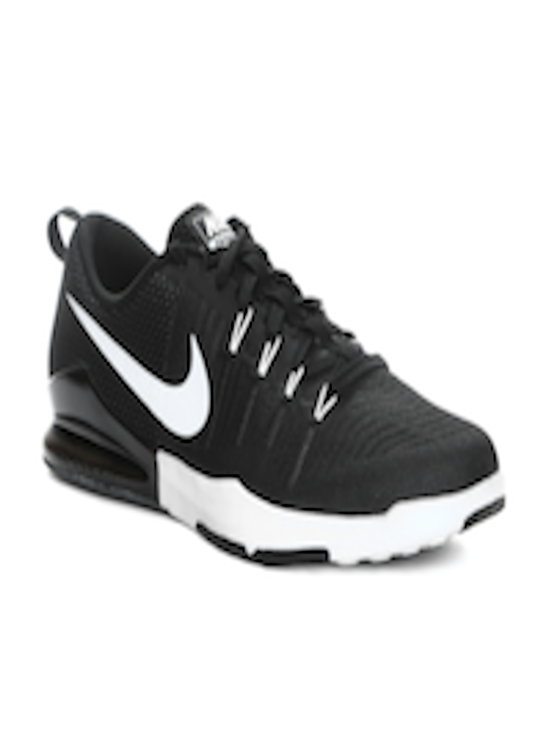 187a9c016217 Buy Nike Men Black ZOOM Train Action Training Shoes - Sports Shoes for Men  1547982
