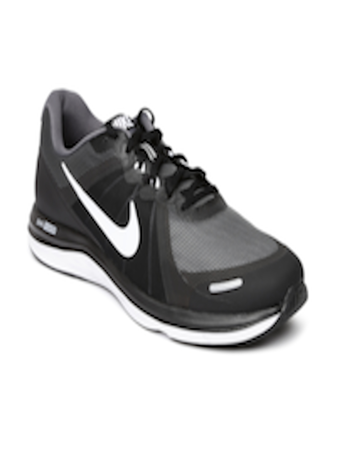 online retailer f37c8 17778 Buy Nike Men Charcoal NIKE DUAL FUSION X 2 Running Shoes - Sports Shoes for  Men 1602462   Myntra