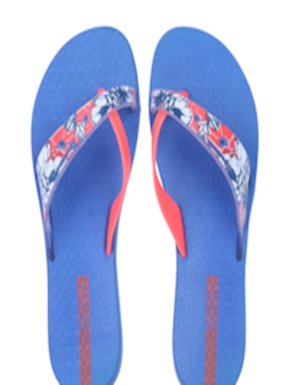 Ipanema Floral Flip Flops