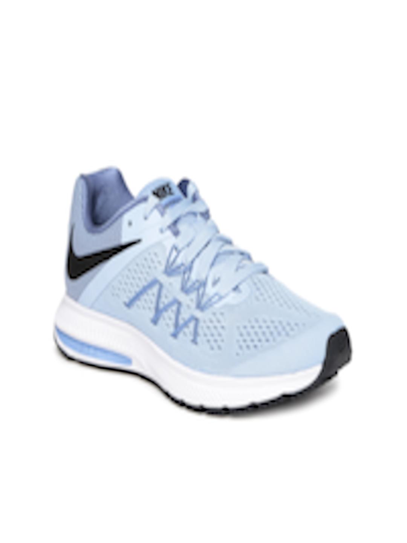 Nike Blue Shoes Myntra