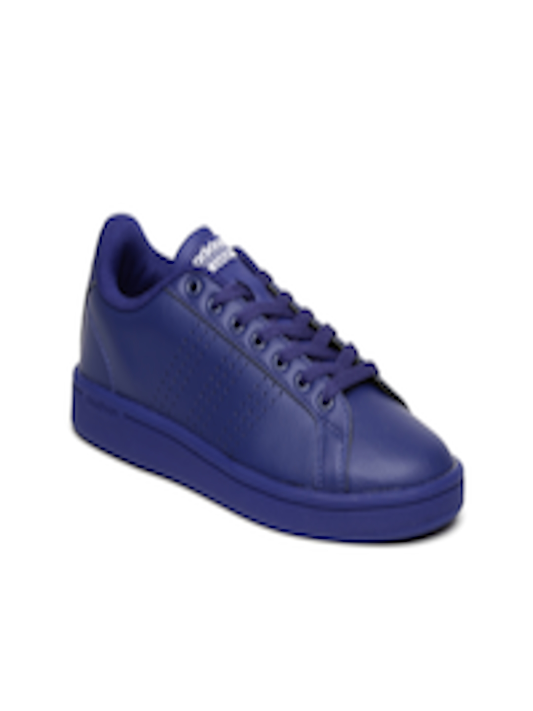 new product d1249 934f4 Buy ADIDAS NEO Women Navy Cloudfoam Advantage Clean Leather Sneakers -  Casual Shoes for Women 1731107  Myntra