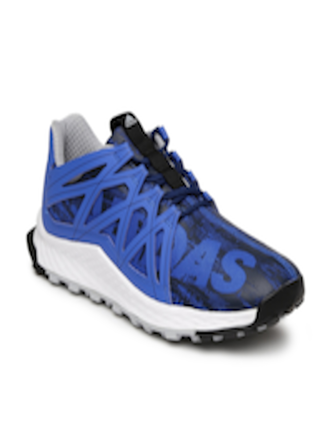 963379adc2aea Buy ADIDAS Men Blue VIGOR BOUNCE Running Shoes - Sports Shoes for ...