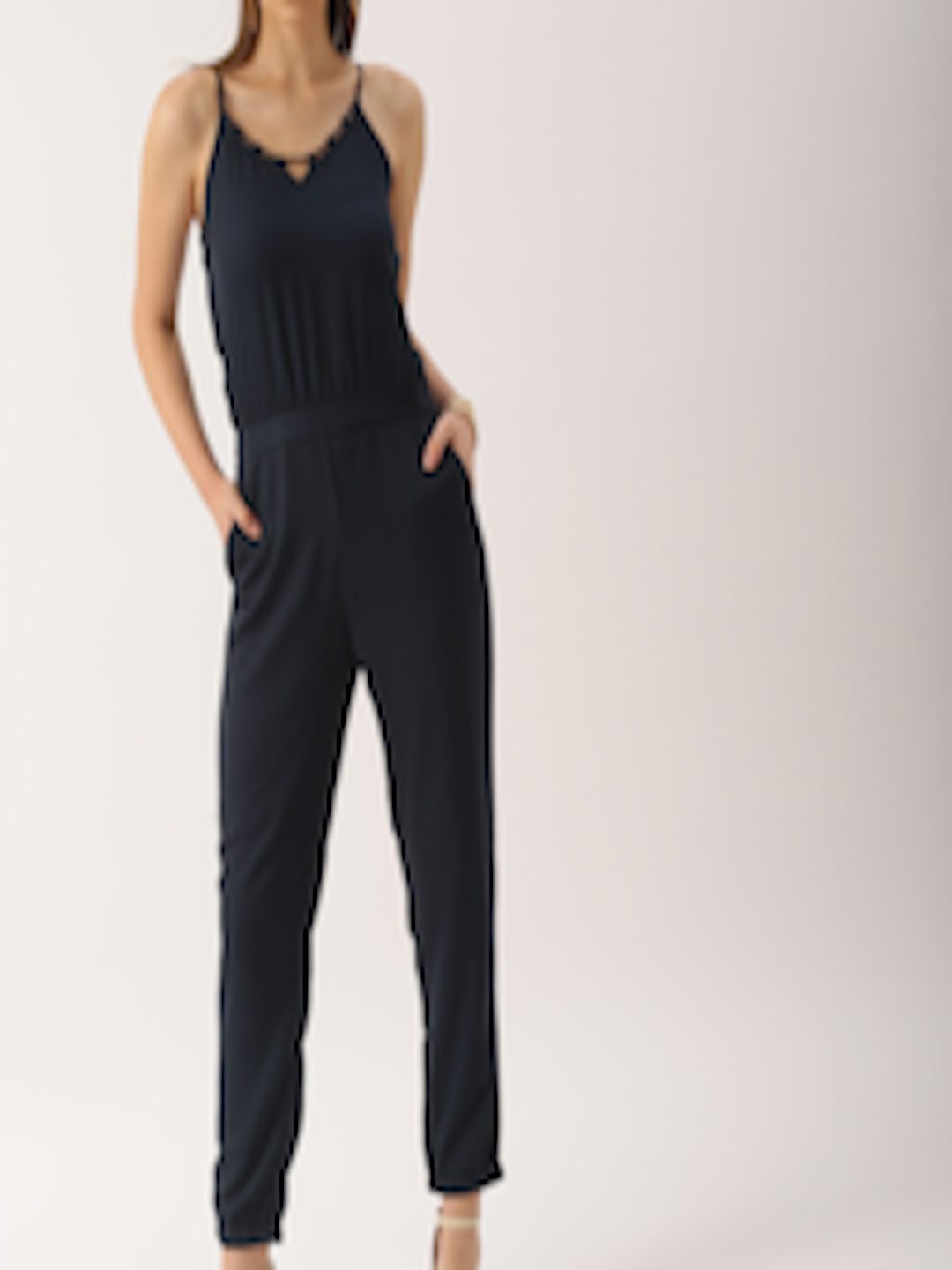 Buy All About You From Deepika Padukone Navy Jumpsuit ...