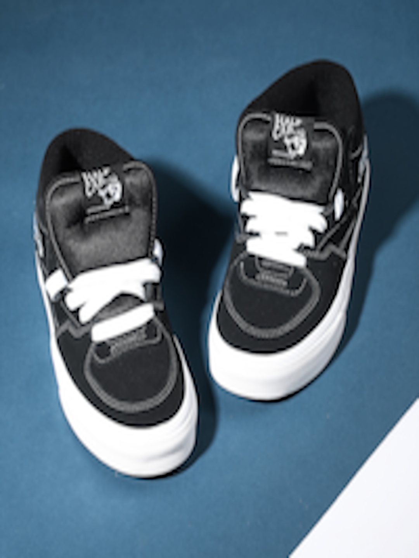 249eae0b4b Buy Vans Unisex Half Cab Black Sneakers - Casual Shoes for Unisex ...