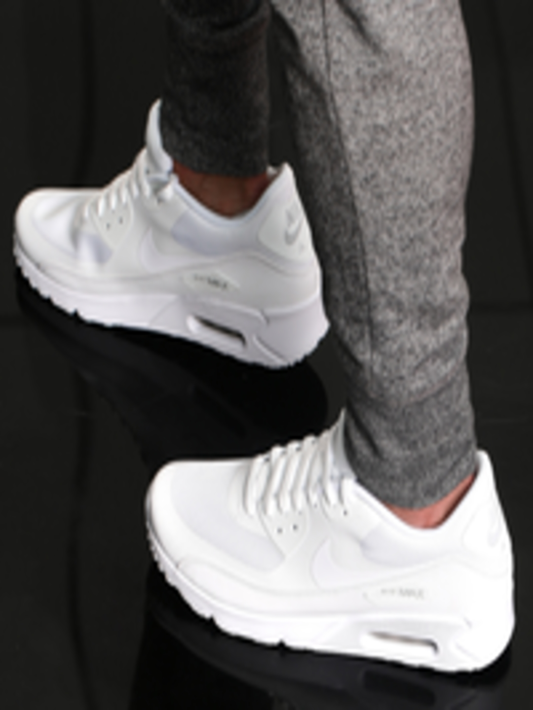 b5e63e1f15 Buy Nike Men White Air Max 90 Ultra 2.0 Essential Sneakers - Casual ...