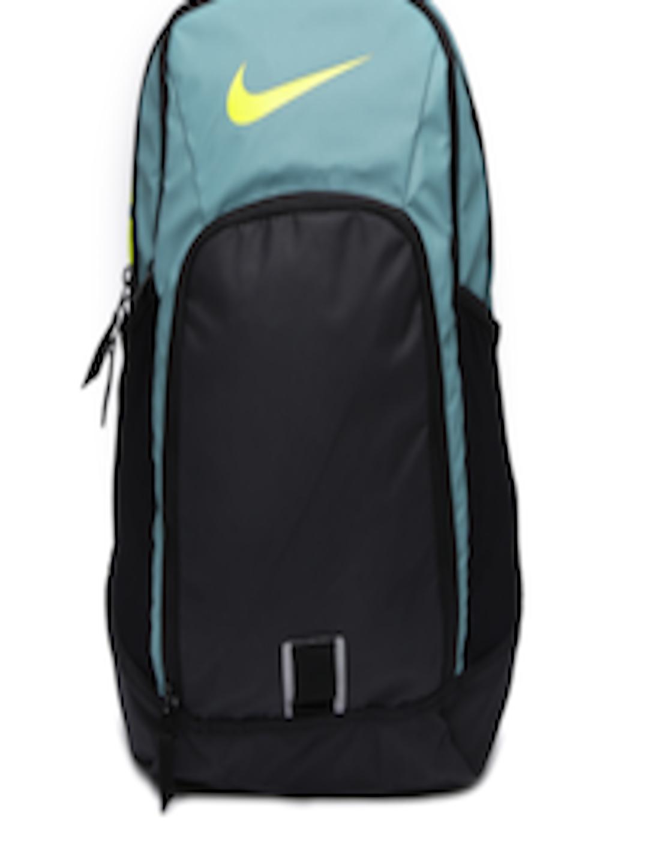 Buy Nike Unisex Black   Teal Blue Alpha Rev Training Backpack - Backpacks  for Unisex 1756849