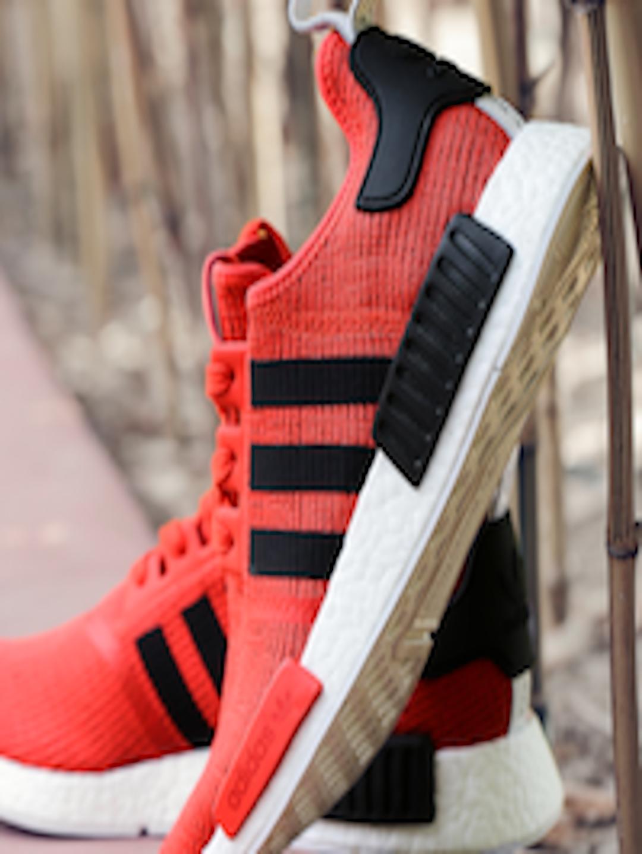 b2e891339 Buy ADIDAS Originals Men Red NMD R1 Sneakers - Casual Shoes for Men 1777577