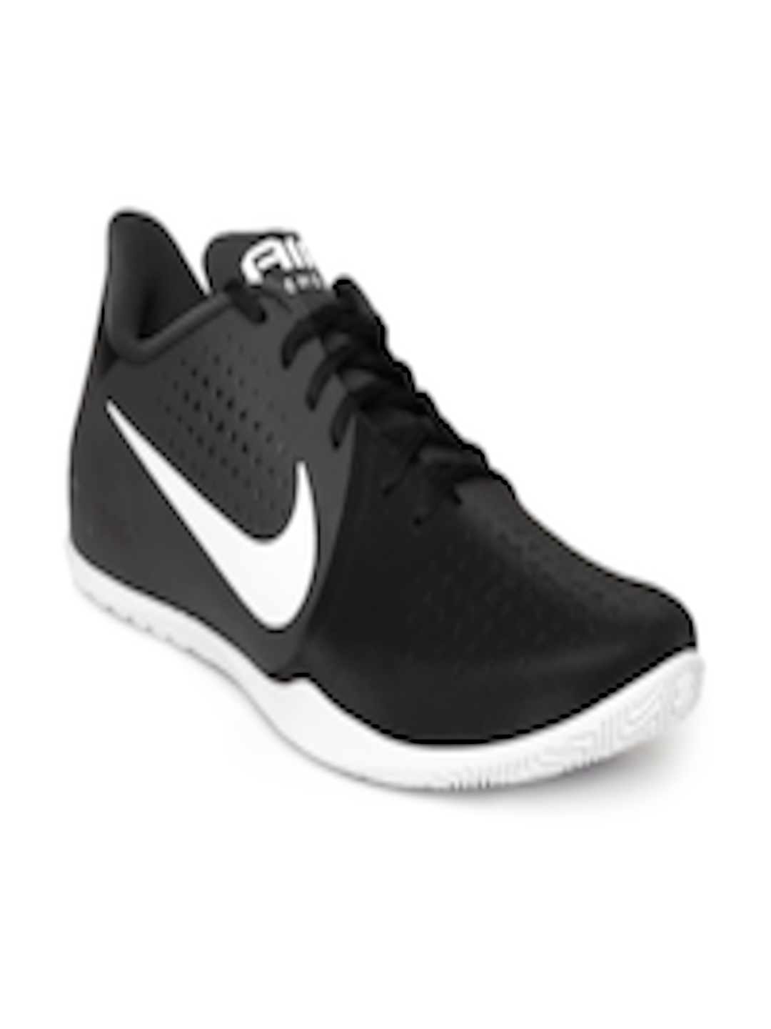 huge discount 29977 77542 Previous Buy Nike Men Black Air Behold Low Basketball Shoes - Sports Shoes  for Men 1800993 Myntra ...