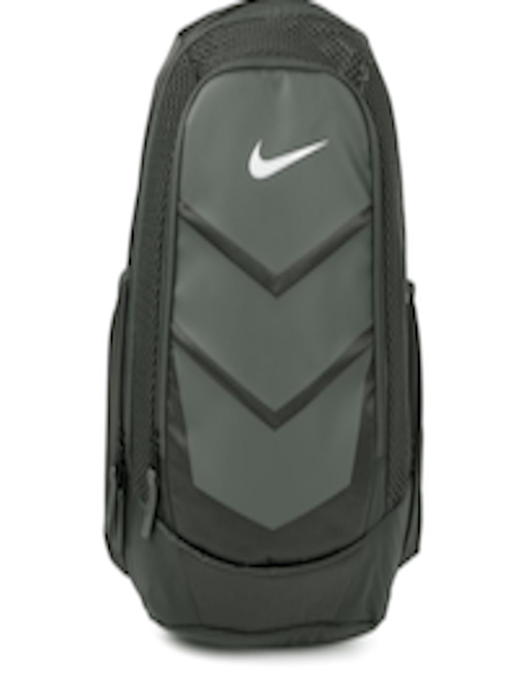 1dd6d00984686a Buy Nike Men Grey Printed Vapor Speed Training Backpack - Backpacks for Men  1801496 | Myntra