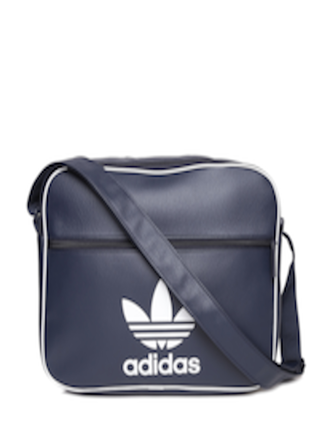 c076c9d7c5 Buy ADIDAS Originals Unisex Navy Airliner AC Clean Messenger Bag - Messenger  Bag for Unisex 1808752 | Myntra