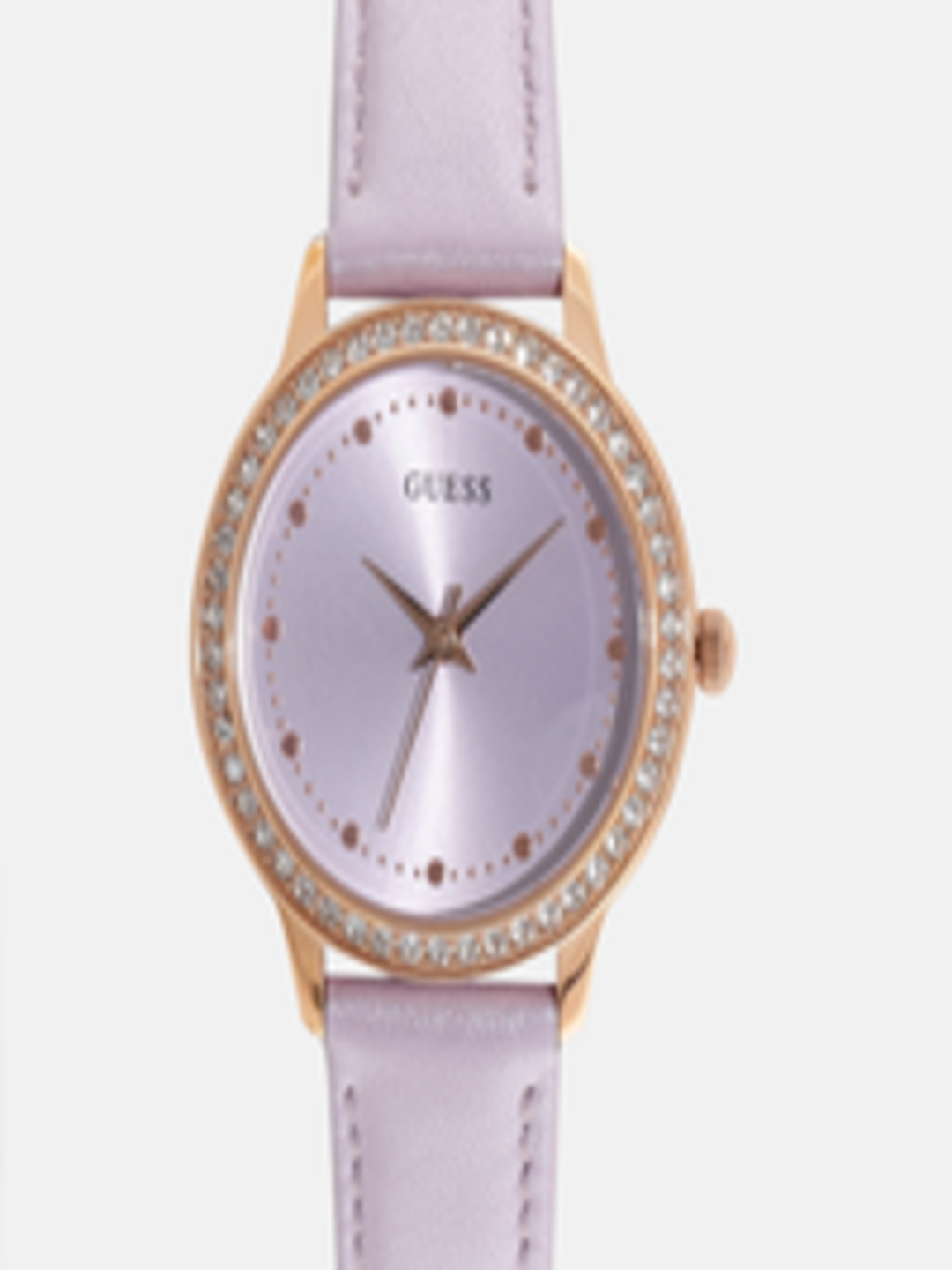 Buy Guess Women Purple Dial Watch W0648l14 Watches For