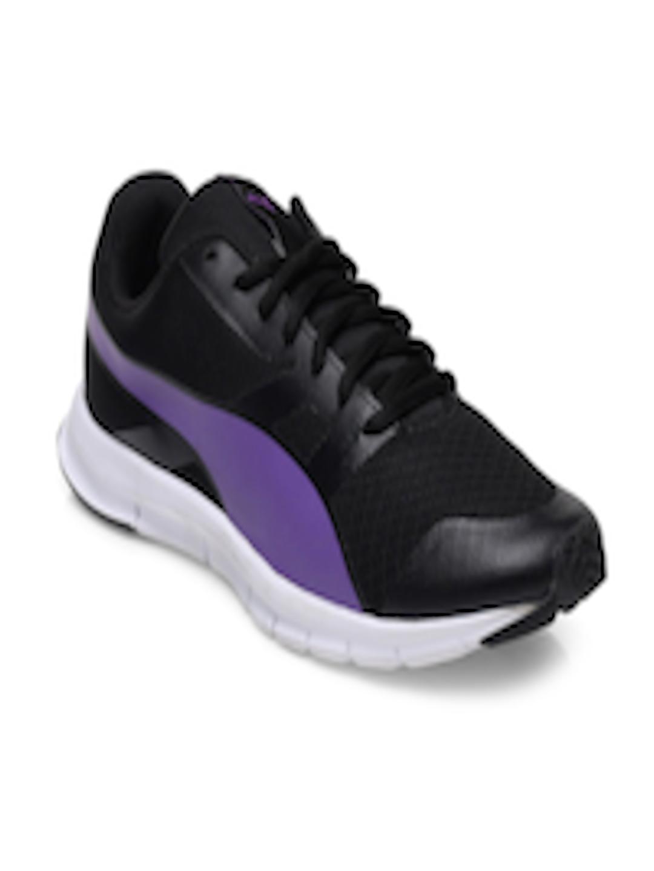 6533f63d buy puma women black flexracer dp running shoes