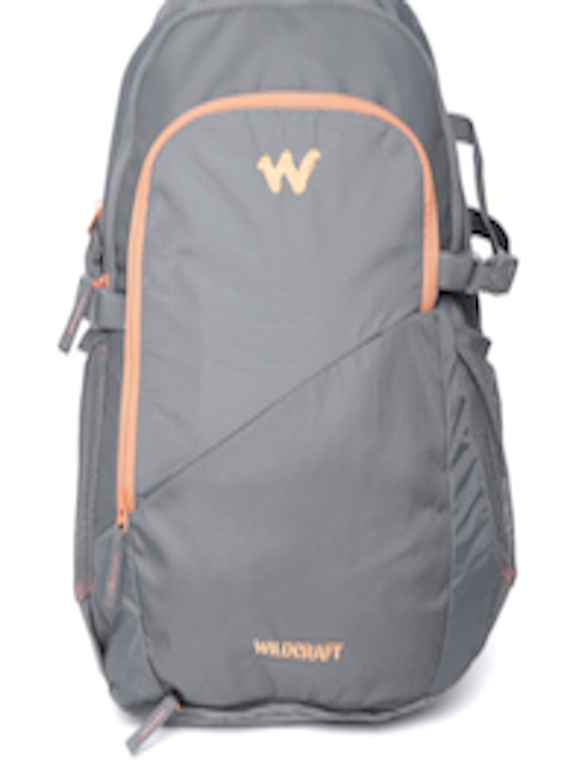 4c4487382c Buy Wildcraft Unisex Grey Traverse 2.1 Solid Backpack - Backpacks for  Unisex 1869366