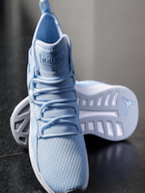 b76bf6c7099e Buy Nike Men Blue Jordan Formula 23 Mid Top Basketball Shoes ...