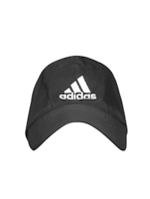 43c0156be1 Buy ADIDAS Unisex Black 6 Panel Lightweight EMB Cap - Caps for Unisex  1943229 | Myntra