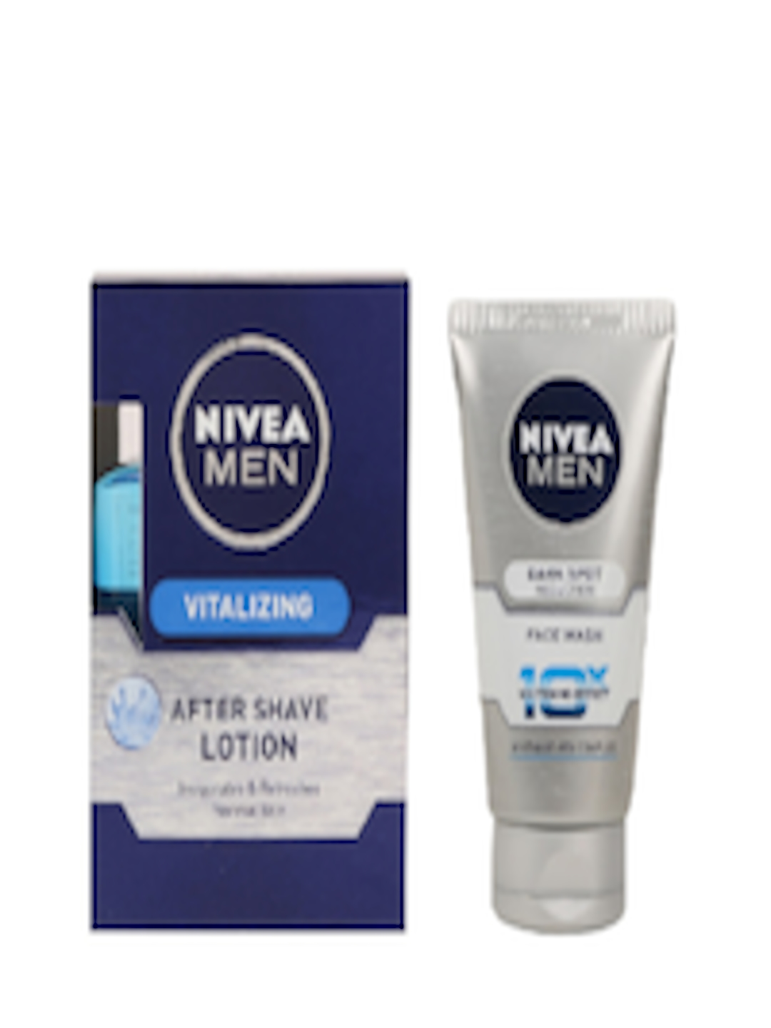 Buy Nivea Men Vitalising After Shave Lotion & Facewash Grooming Kit -  - Personal Care for Men